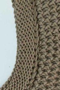 Cut N Sew - Mock Garter Band Tutorial For Machine - Single Bed | Machine Knitting Tutorial