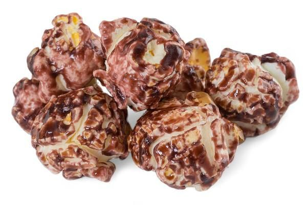 Buy fresh, blueberry flavored popcorn online (available in tins or bags), and have your gourmet popcorn order shipped anywhere in the Continental US.
