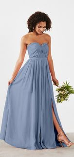 Weddington Way is your one stop shop for bridal party fashion online. Explore our boutique for the largest selection of beautiful bridesmaid dresses, suit & tuxedo rentals for the men, bridesmaid gifts, accessories & more.