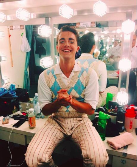 """Welcome to AUPAC's """"Where are they now?"""" series. This past weekend we had the pleasure of interviewing Kenneth Michael Murray, currently appearing in Cirque De Soleil's Paramour on Broadway. Kenneth graduated from Adelphi University as Magna Cum Laude in May 2015 with a degree in Dance and a minor in Marketing."""