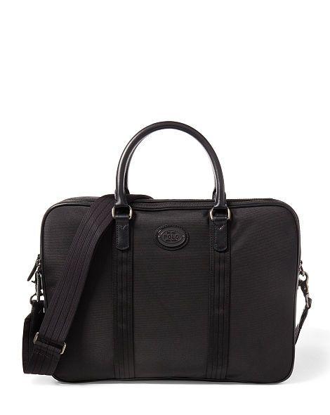 Thompson Briefcase - Polo Ralph Lauren Briefcases & Portfolios - RalphLauren.com