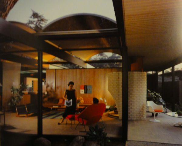 Case Study House No    A    Bailey House  Pacific Palisades CA