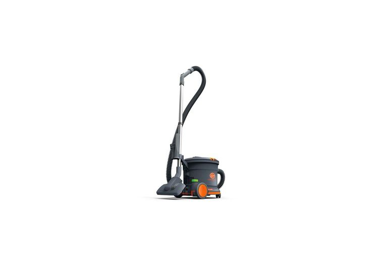 Hoover Commercial CH32008 Hush Tone Canister Vacuum for $116.45 at Amazon