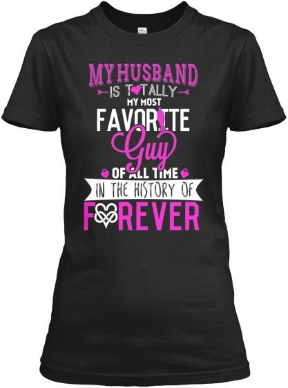 Relaunch- 1k+ sold! - My Husband Forever | Teespring