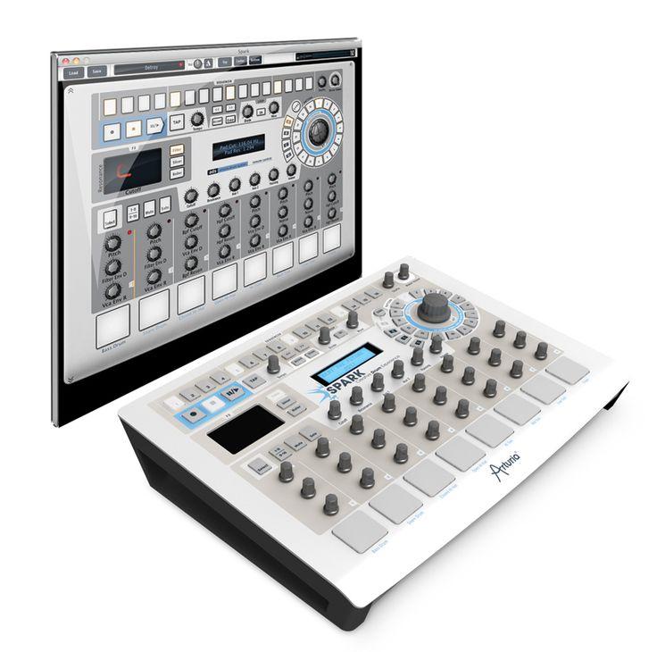 Arturia Spark - Digital Drum machine. $599