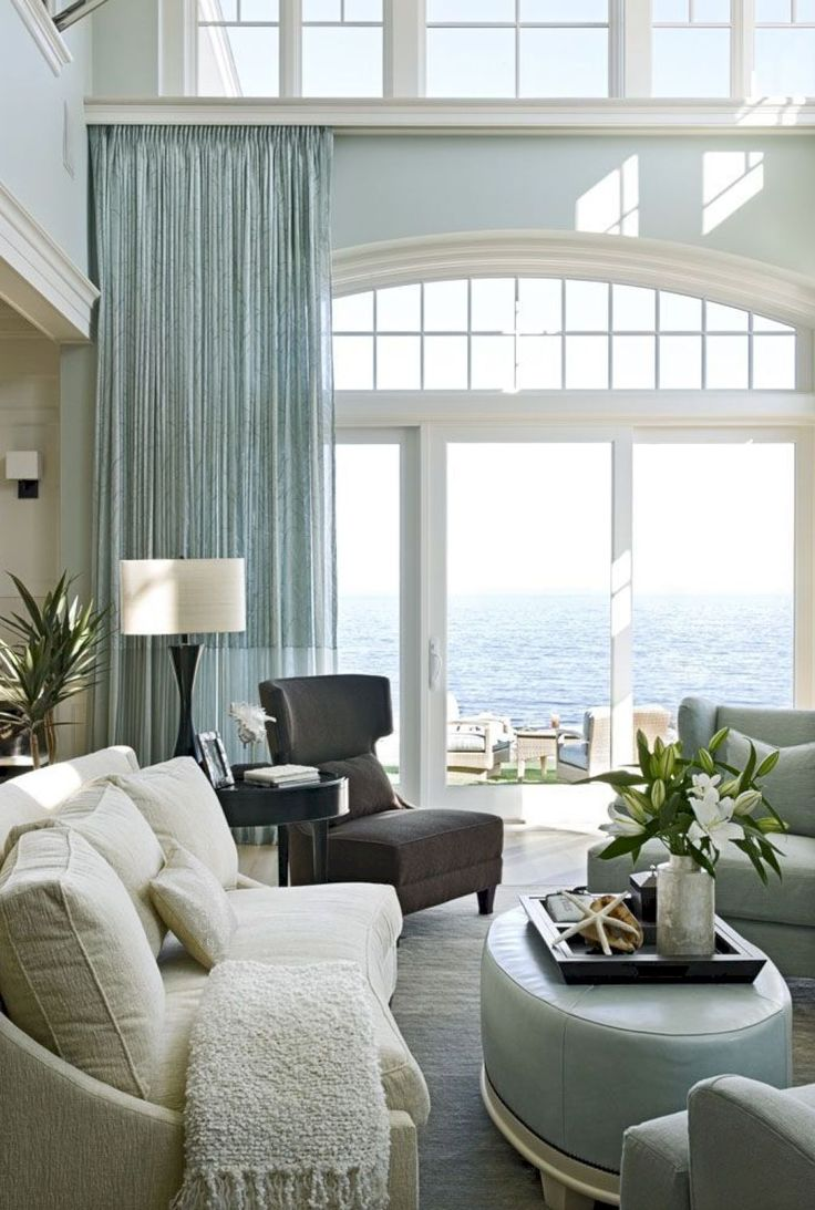 45 comfy coastal living room decor and design ideas - Coastal Design Ideas