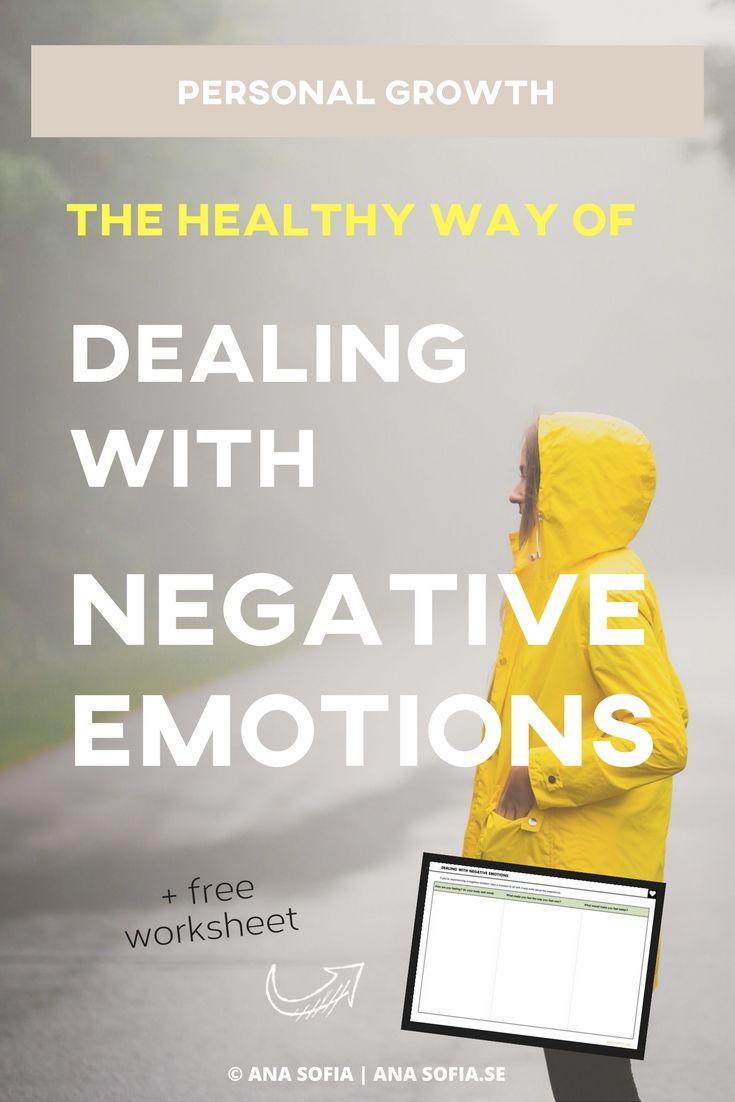 Negative Emotions | Positive Psychology | Emotional Response | Good Life Tips | Happiness