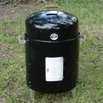 How to Modify the Brinkmann ECB Smoker. These mods are necessary for proper use of this smoker.