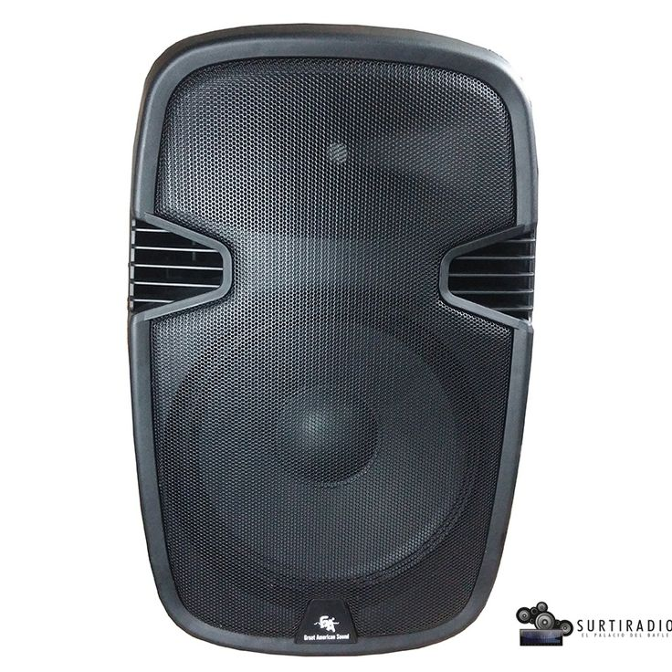 Cabina amplificada AS-SPA156UB, American Sound tan solo $560.000.