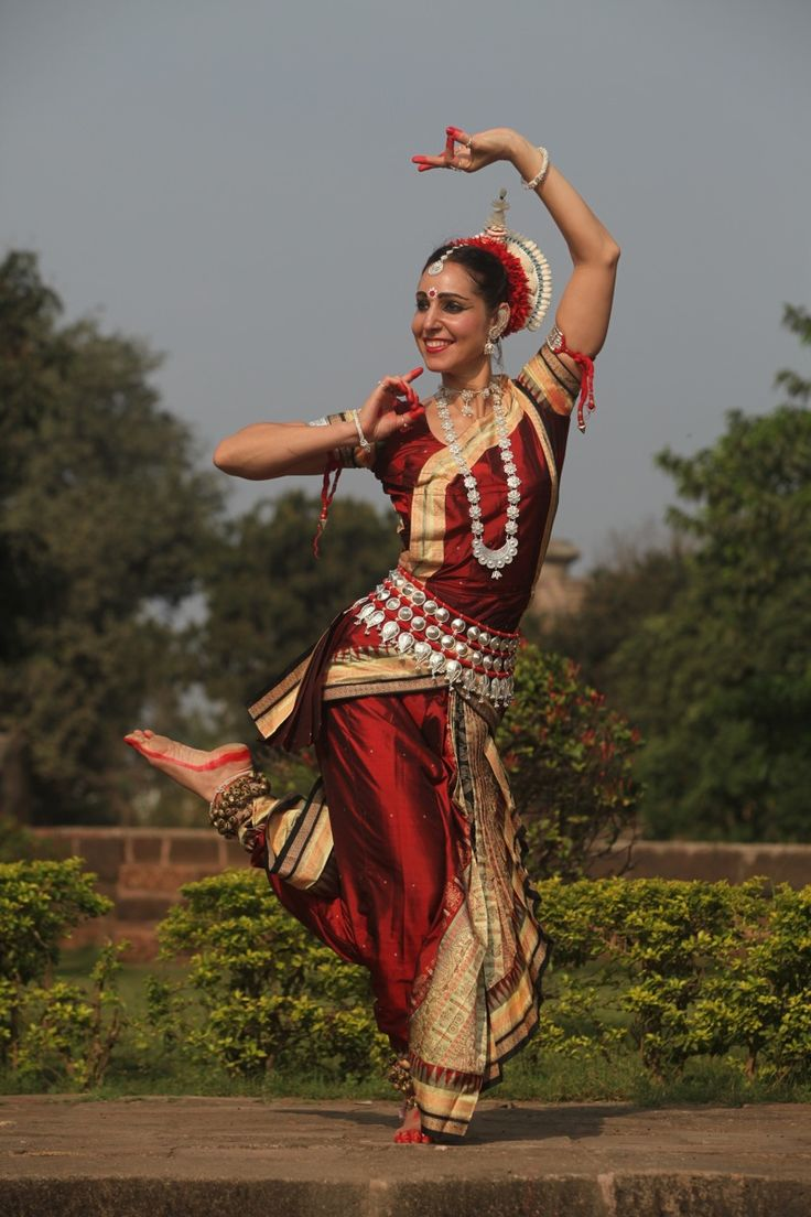 Odissi is another classical dance forms of India.