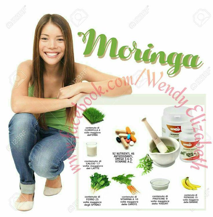 Un alimento vegetale che contiene tutti gli amminoacidi essenziali che il nostro organismo richiede, e non solo. La moringa contiene 9 amminoacidi essenziali, 27 vitamine, 46 antiossidanti diversi e molti sali minerali.  VOI SAPERE DI PIÙ VAI SU  www.mysnep.com e iscriviti con codice d'invito 3909089 oppure chiedimi in privato  https://m.facebook.com/Salute-e-Benessere-168667076900800/