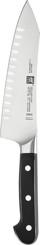 ZWILLING Messer »Pro« Jetzt bestellen unter: https://moebel.ladendirekt.de/kueche-und-esszimmer/besteck-und-geschirr/besteck/?uid=d6848576-8e1f-5de1-8d86-164f467ca774&utm_source=pinterest&utm_medium=pin&utm_campaign=boards #geschirr #kueche #esszimmer #haushaltswaren #besteck