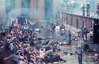 Attica Prison Riot • 9-13 September 1971 http://en.wikipedia.org/wiki/Attica_Prison_riot