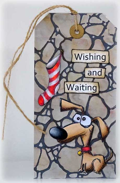 Wishing by stiz2003 - Cards and Paper Crafts at Splitcoaststampers