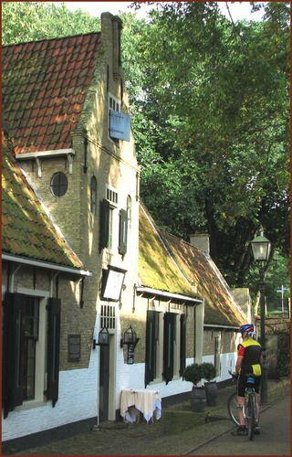 Het Armhuis, Vlieland, Friesland.
