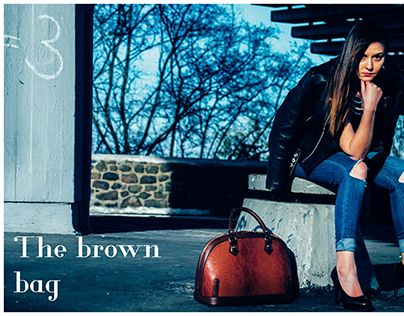 """Check out new work on my @Behance portfolio: """"The brown bag"""" http://be.net/gallery/35740143/The-brown-bag"""