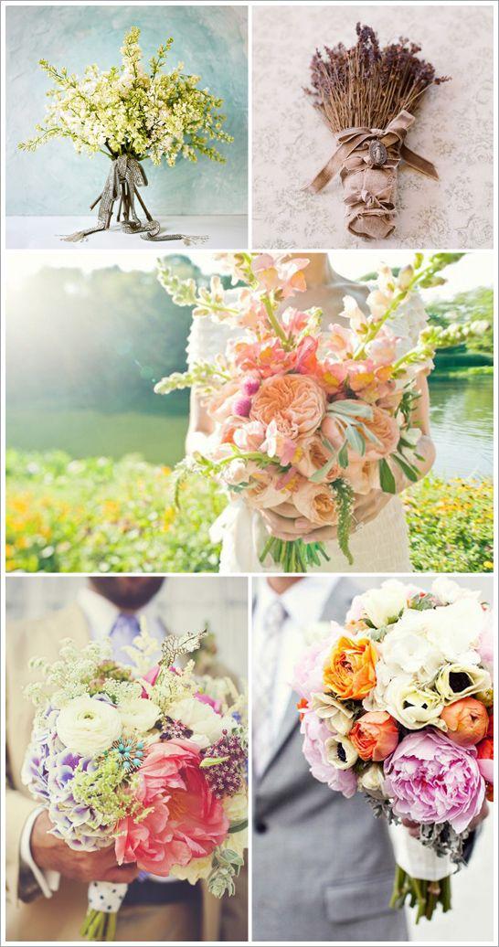 beautiful wedding bouquets