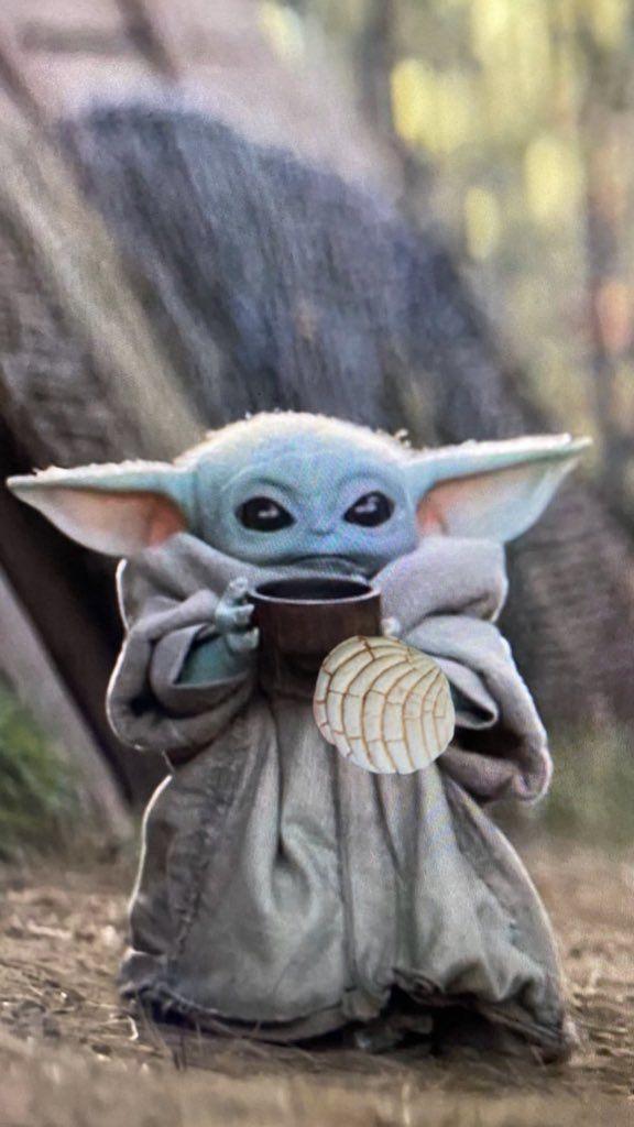 Jas On Twitter Yoda Wallpaper Yoda Images Star Wars Baby