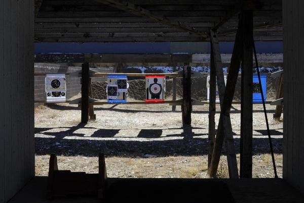 Colorado Parks & Wildlife Shooting Ranges Map