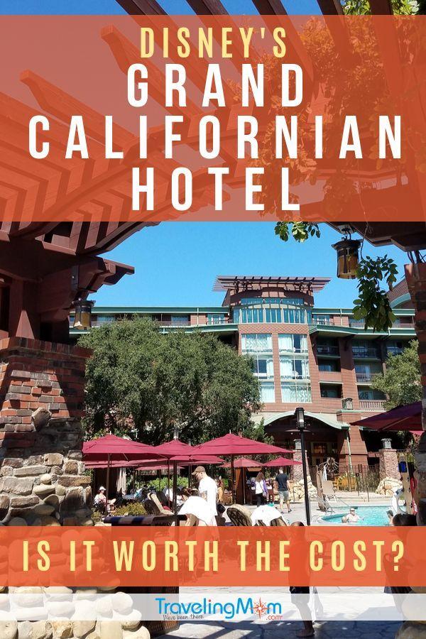 Disneys Grand Californian Hotel & Spa ist ein Luxuserlebnis im Disneylan …