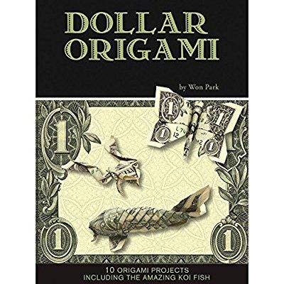 20 best halloween costume images on pinterest the royal for Easy dollar bill origami fish