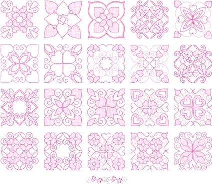 Candlewicking Patterns Pattern Design Inspiration Unique Candlewicking Patterns