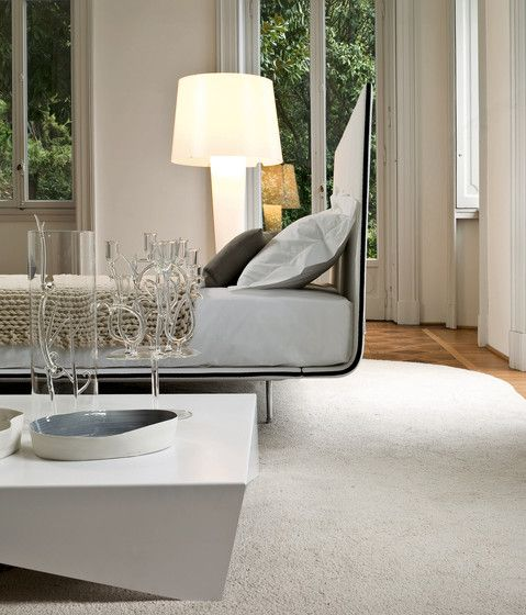 Letti matrimoniali | Letti-Mobili per la camera da letto | Thin ... Check it out on Architonic