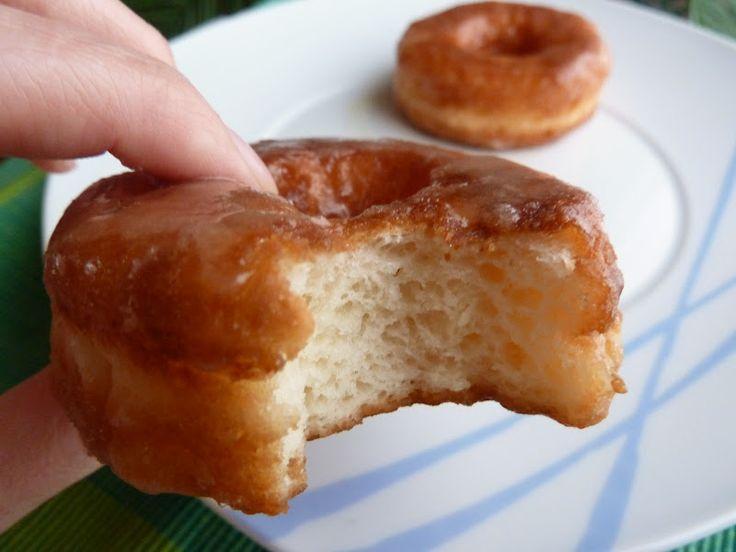 """CELIAQUINES - Recetas de una mami """"gluten free"""": MIS DONUTS SIN GLUTEN"""