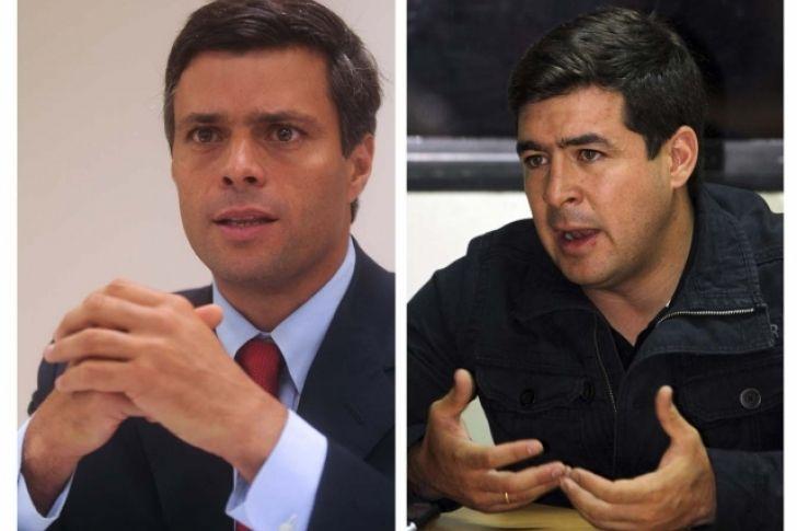 López y Ceballos dejarían su huelga de hambre si se liberan a otros opositores
