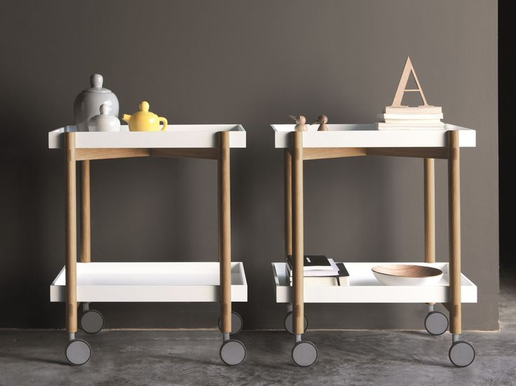 WOODEN FOOD TROLLEY MAI TAI BY PUNT | DESIGN ODOSDESIGN