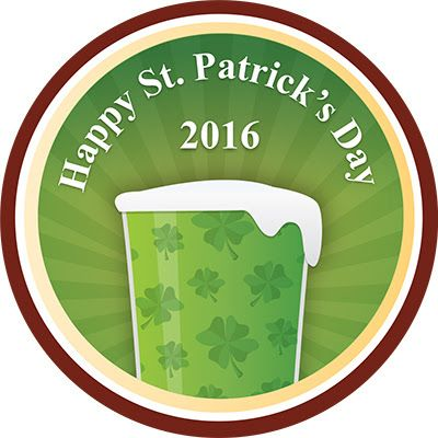 New Untappd Badge: St. Patrick's Day (2016)