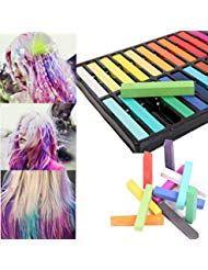 Tönungen Haar Colorationen 24 Farben Haarkreide