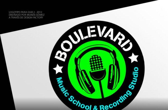 Diseño de Logotipo Boulevard Records   Diseño de Logotipos