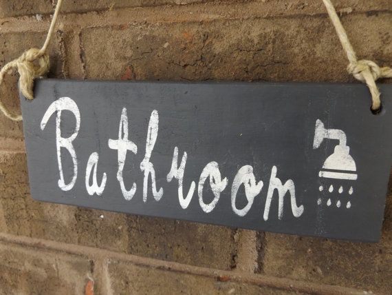on signs ideas funny bathroom wall about pinterest model decor