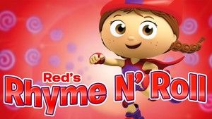 Rhyming Games | PBS KIDS - Wonder Red's Rhyme N' Roll - online rhyming game for kindergarten and 1st grade - player must use the mouse or arrows to make Red rollerblade over words with the correct rhyming end sound - my kindergartener loved it