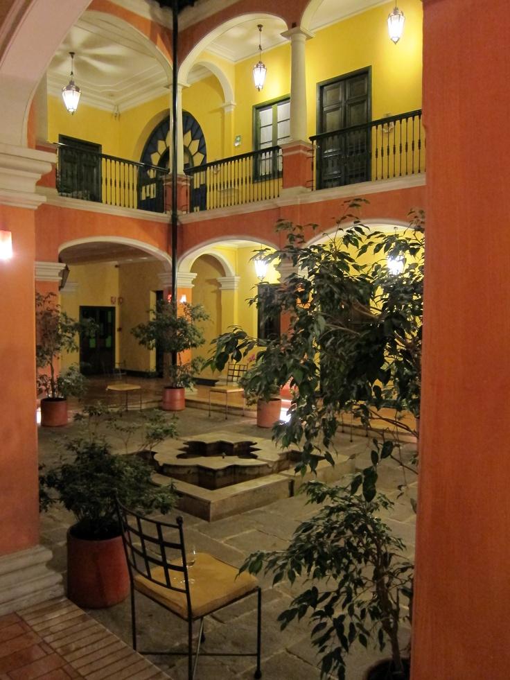 Hotel de la Opera, Bogotá, Colombia
