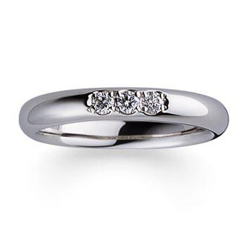 DGR-528 - MIKIMOTO(ミキモト)の結婚指輪(マリッジリング)