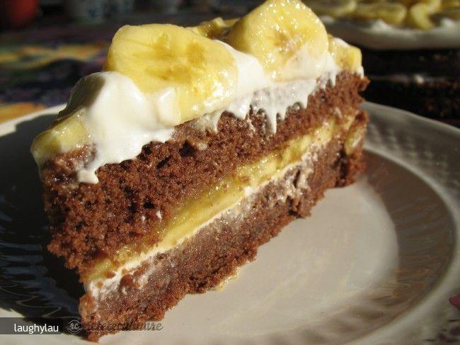 Prajitura Bananette