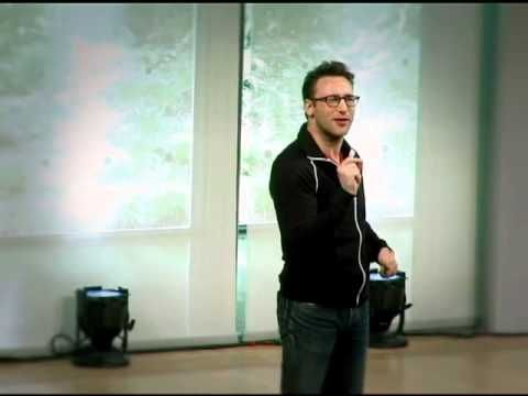 Simon Sinek - Understanding people. Explains in part how great teams work together. The first 15 minutes is brilliant.