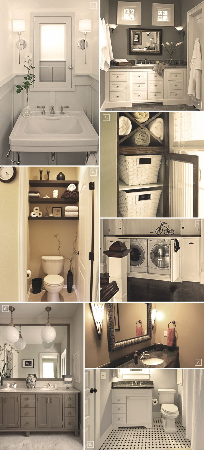 Design Guide: Basement Bathroom Ideas