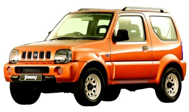 Suzuki Jimny 140
