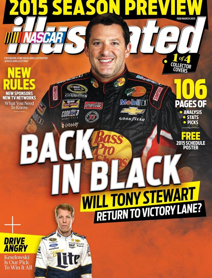 Get your 2015 February/March issue of NASCAR Illustrated featuring Tony Stewart. #NASCAR   https://www.nascar-illustrated.com/product/februarymarch-2015-nascar-illustrated-tony-stewart?promo=Spot4:February/March%202015%20%20-%20Tony%20Stewart…