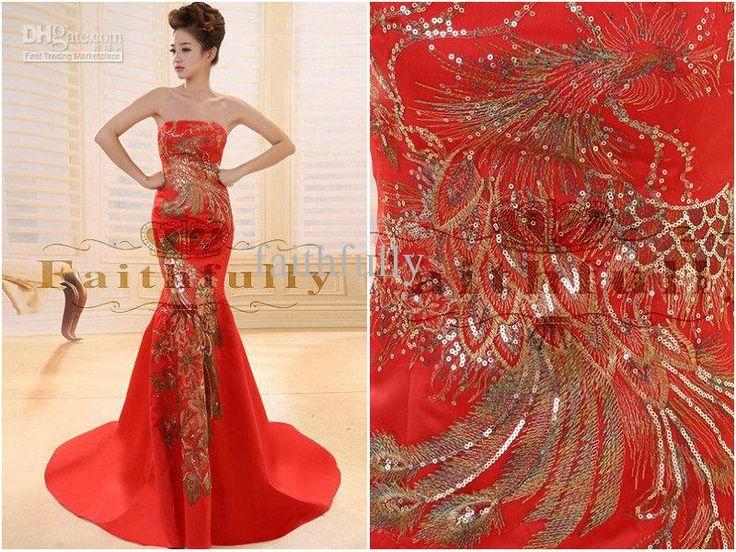 163 best tea ceremony chinese wedding images on pinterest for Discount wedding dresses phoenix