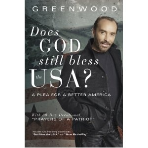 Lee Greenwood:  Does God Still Bless the U.S.A.?