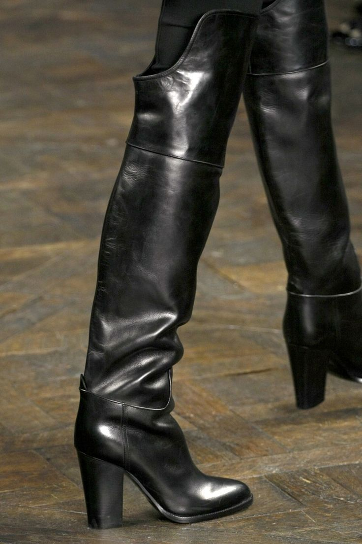 222498eea1d Ralph Lauren over-the-knee boots