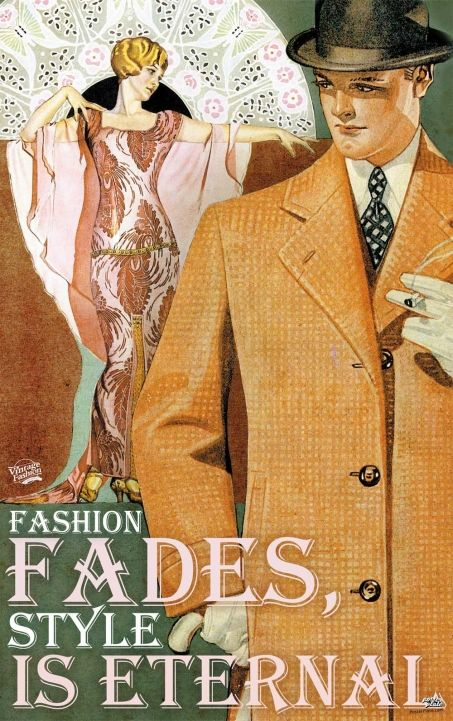 Fashion Fades style is eternal