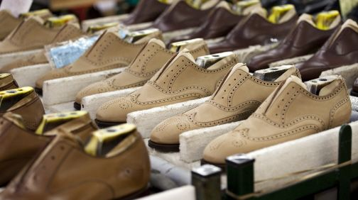 Never knew this much went into making a fine shoe