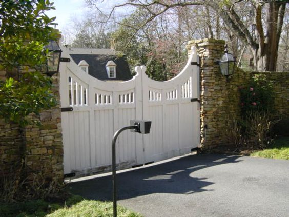 1000+ images about White Picket Fence on Pinterest | White Picket ...