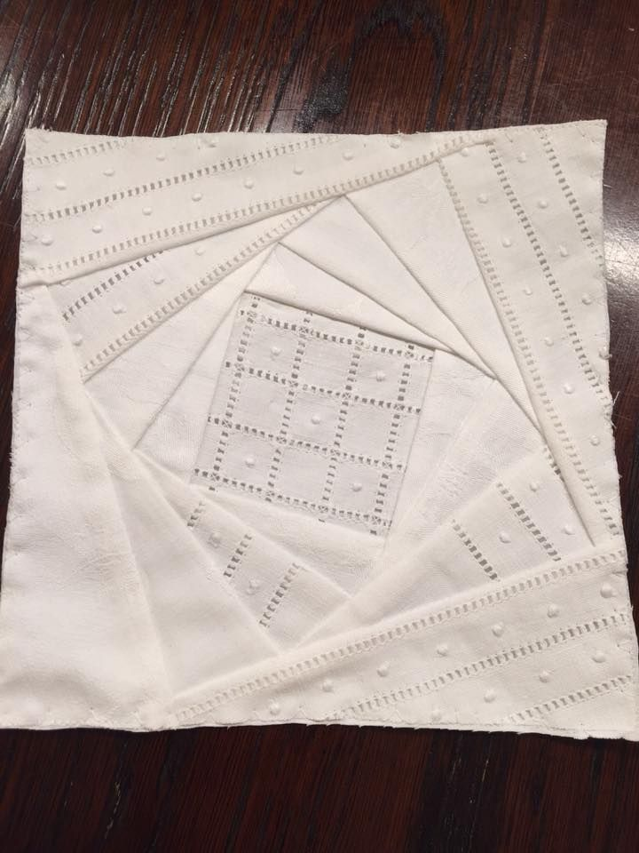 Patchwork- und Quiltforum - - Ich versuche mich auch gerade an einem weiß quilt