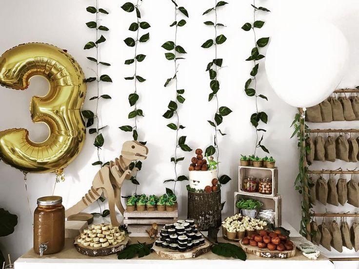184 best Dinosaur Party images on Pinterest Dinosaur birthday